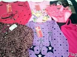 Стоковая детская одежда евромикс сезон лето по 16.5 евро/кг.