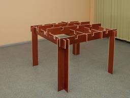 Стол для раскроя гипсокартона ячеистый облегченной конструкции, Харьков