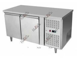 Стол холодильный ( -17/-22 С) 2-дверный с боковым расположен