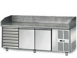 Стол холодильный для пиццы POS208S