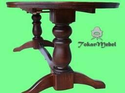 Стол из дерева для дома Аврора, 180х80