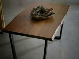 Стол для кафе в стиле LOFT с металлическими ножками 140х70