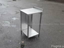 Стол из нержавеющей стали для производства 450х500