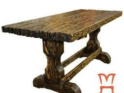 Стол из состаренного дерева, Стол Охотник