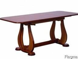 Стол кухонный раздвижной из массива дерева СК-7