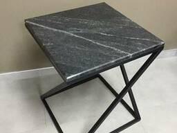 Стол LOFT, стол лофт, кофейный столик, мебель лофт, стол из - фото 2