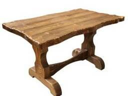 """Стол под старину """"Хвилька"""". Столы для кафе, бара, ресторана"""