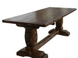 """Стол под старину """"Кардинал"""". Столы для кафе, бара, ресторана"""