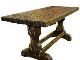 """Стол под старину """"Охотник"""". Столы для кафе, бара, ресторана"""