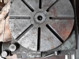 Стол поворотный ф300ммна координатку, ОДГ-10 (оптическая ДГ)