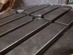 Стол поворотный ф400 мм, бу, мод. 7204-0023-01 БЗСП