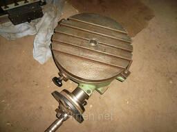 Стол поворотный прецизионный 320 mm