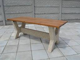 Стол садовый, мебель для сада, парка, улицы, наборы садовой мебели