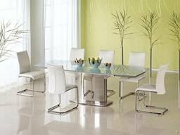 Стол стеклянный Alessandro от Halmar Польша