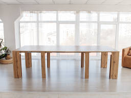 Стол-трансформер. Трансформация стола от 40 см до 2, 8 м - фото 1