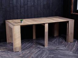 Стол-трансформер. Трансформация стола от 40 см до 2, 8 м - фото 5