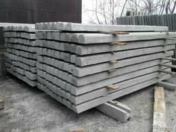 Столбик бетонный