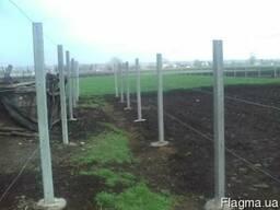 Столбик для рабицы и винограда 2,70 м в Днепрпетровске