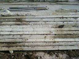 Столбики бетонные б/у 70х70х2200мм - оптом от 500 штук
