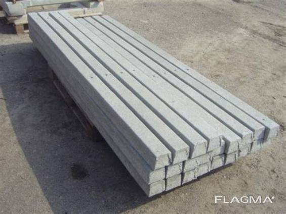 Столбики железобетонные 120*140 мм длина 3 м купить