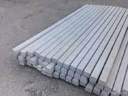 Столбы виноградные бетонные