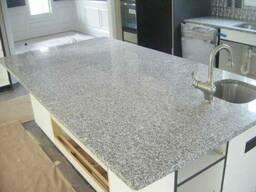 Столешница Grey Ukraine кухонная каменная 30 мм