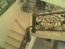 Столешница из гранита и мрамора на кухню мебель кухонная - фото 3