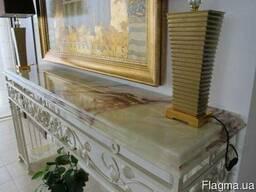 Столешница из камня (мрамор, гранит, оникс и др. ) - фото 5