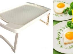 Столик для завтрака в постель и для ноутбука