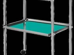 Столик инструментальный (нержавеющая сталь) СИ-5н