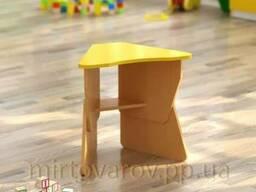 Столики Лепестки / Цветок для детского сада