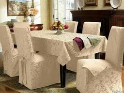 Столовый текстиль для кафе и ресторанов отшив под размеры