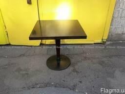 Столы бу для кафе Киев 80х80см, 20шт