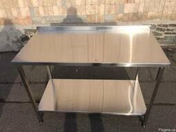 Мебель из нержавеющей стали для баров и ресторанов. 1, 1 м