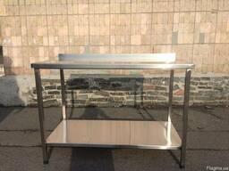 Продам стол нержавеющий для столовой