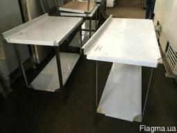 Столы производственные новые всегда в наличии для ресторанов