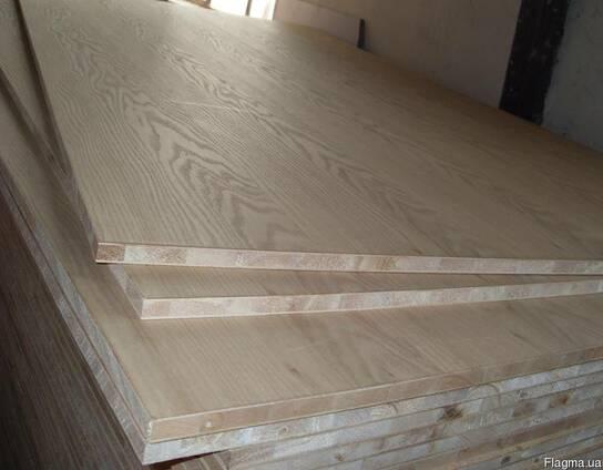 Столярная плита шпонированна (blockboard)