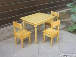 Столярные изделия столы, табуреты, кровати
