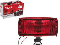 Стоп дополнительный LA-301/P21W-12V21W/140x74mm (LA-301 RED)