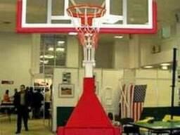 Стойка баскетбольная профессиональная клубная