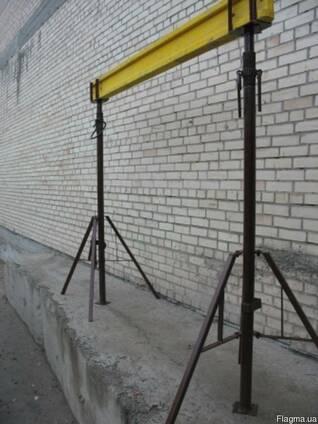 Стойка-домкрат для опалубки аренда Севастополь