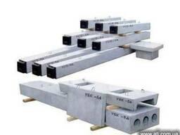 Приставки для деревянных опор воздушных ЛЭП до 35 кВ и линий