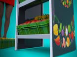 Стойки для овощей и фруктов - фото 4