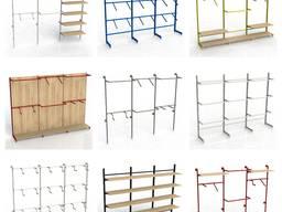 Изготовление, производство оборудования, мебели для магазинов одежды