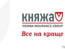 Страховки от компании Княжа