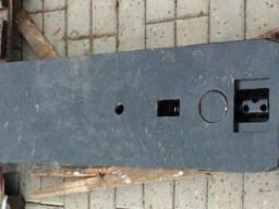 Стрела ЭТЦ-165 без натяжителя и шнеков на траншеекопатель