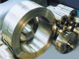 Стрічка латунна 0,4х32 мм