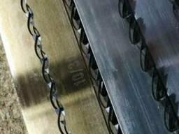 Стрічкове пильне полотно на пилораму Wood-Mizer Timbery Raptor 50*1.0*22 гартована. ..