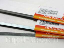 Фуговальный нож 1500х16, 5х3 (1500*16, 5*3) HPS Rapid. ..