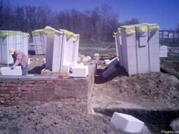 Общестроительные и специализированные строительные работы.